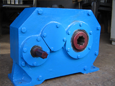 Shaft Mounted Gearbox Exporter