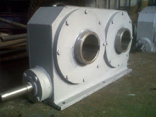 Shaft Mounted Gearbox India
